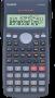 Casio Επιστημονική Αριθμομηχανή 2 γραμμών, 10+2 ψηφίων fx-82MS